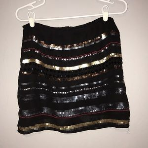 Rock & Republic Sequin Skirt